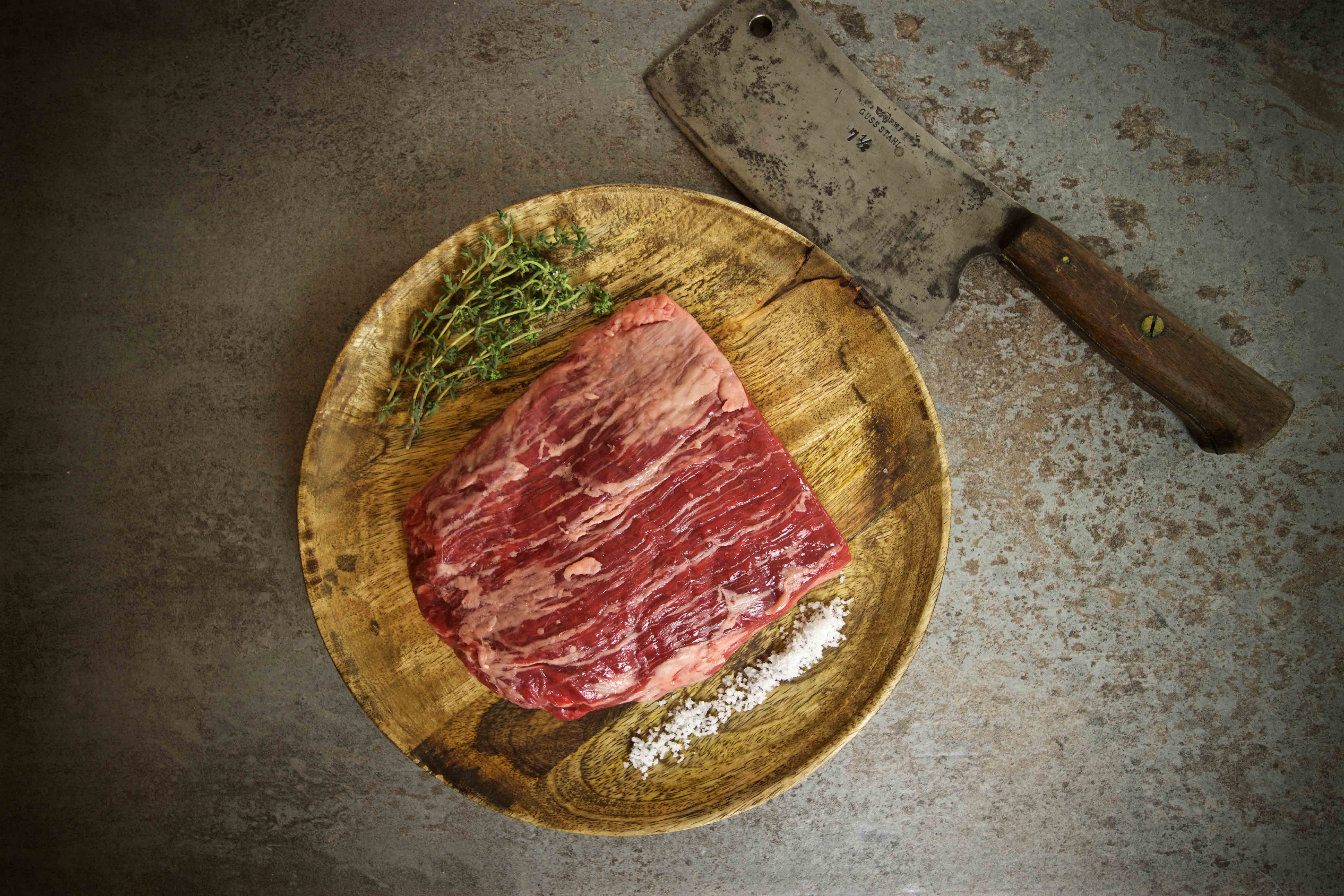 Wagyu-Flanksteak-oben-roh